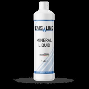 Mineral Liquid Flasche für ems muskelaufbau und abnehmen